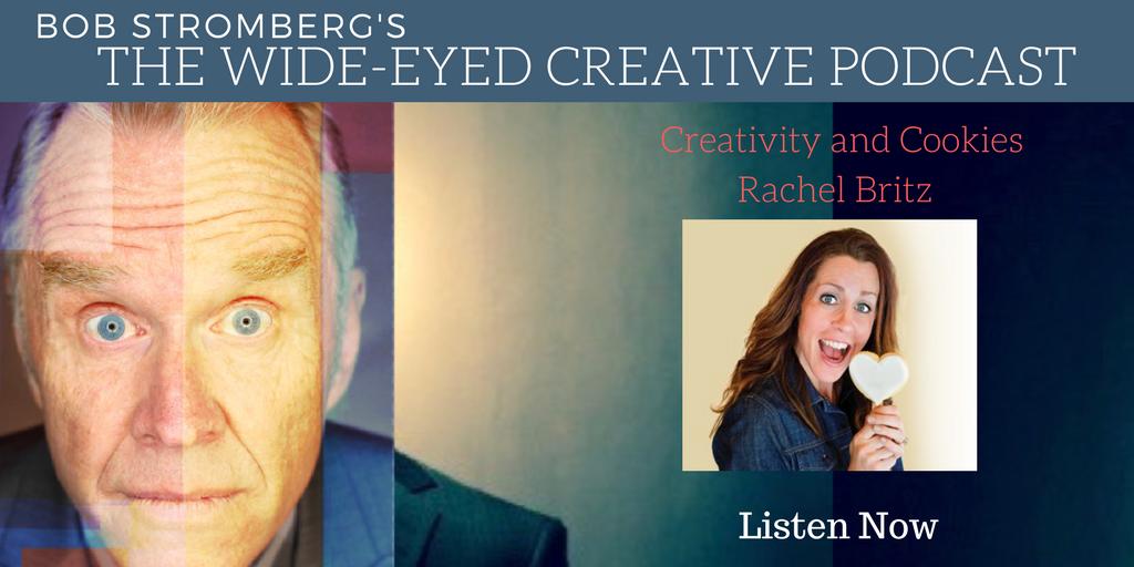 WEC Episode 21 (Rachel Britz: Creativity and Cookies)