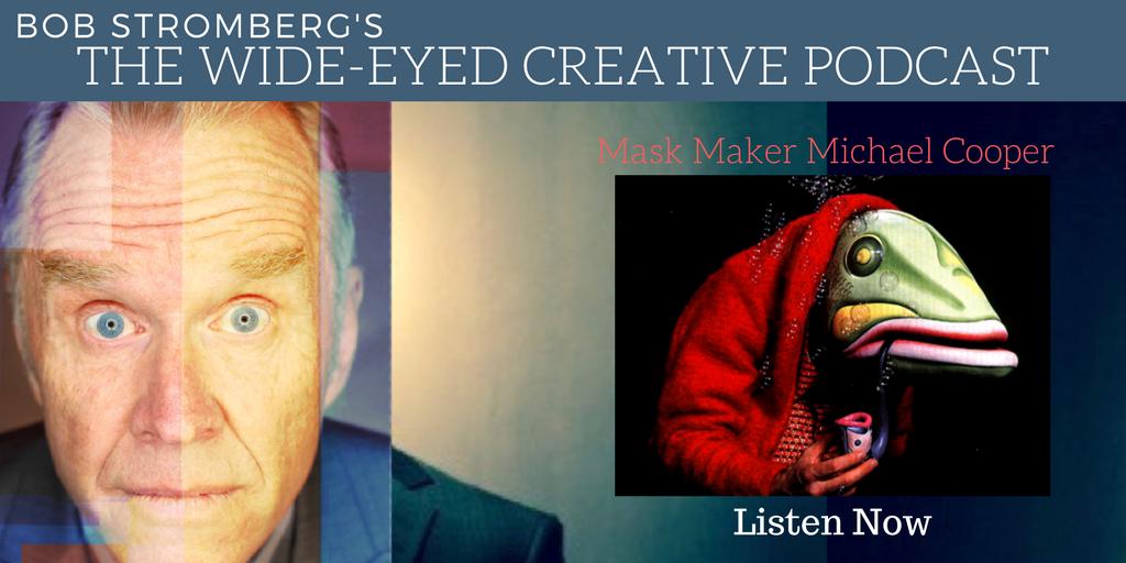 """WEC Episode 23 """"Mask Maker Michael Cooper"""""""