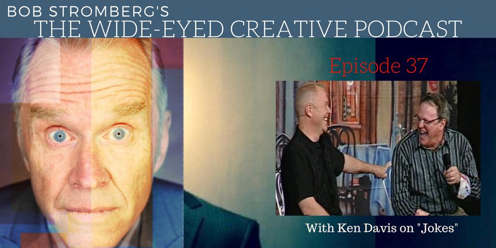 """WEC 37 """"On Jokes with Ken Davis"""""""