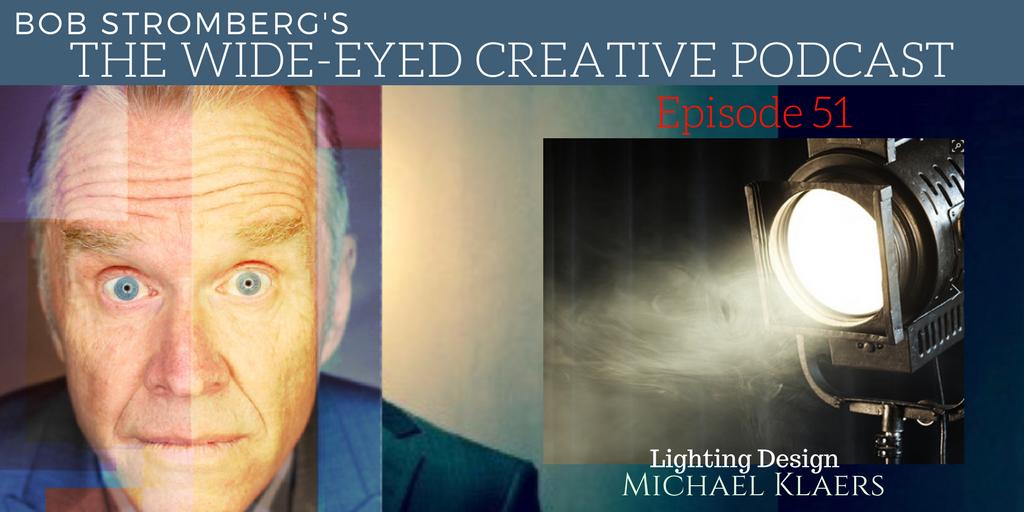 """WEC 51 """"Lighting Designer Michael Klaers"""""""